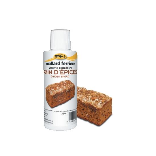 Arômes concentrés : Pain D'épices - 125 ml