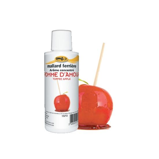 Arômes concentrés : Pomme D'amour - 125 ml