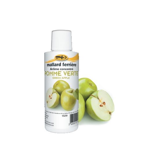 Arômes concentrés : Pomme Verte - 125 ml