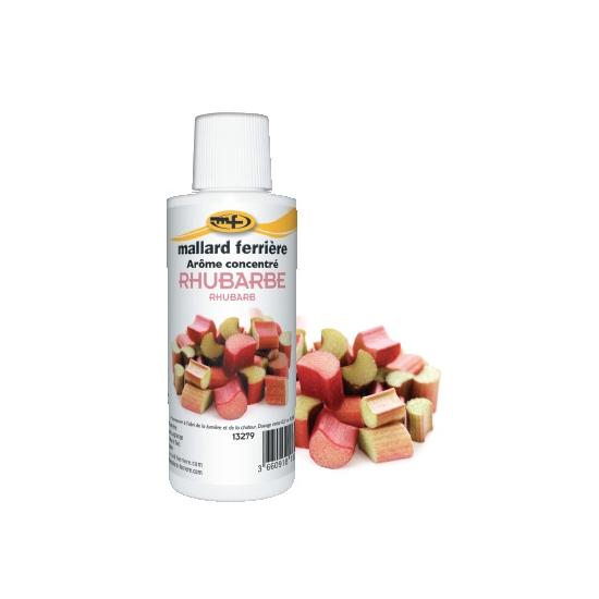 Arômes concentrés : Rhubarbe - 125 ml