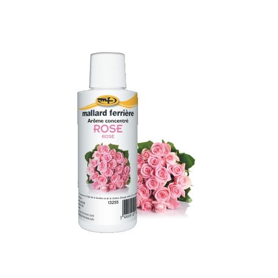 Arômes concentrés : Rose - 125 ml