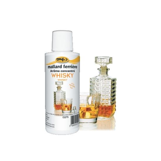 Arômes concentrés : Whisky sans Alcool - 125 ml