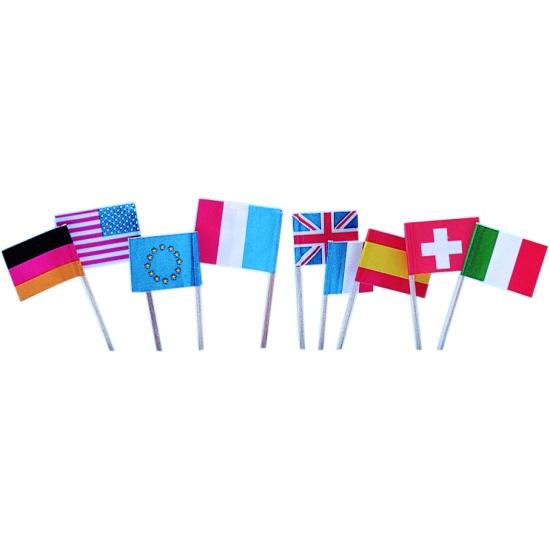 Petit drapeau papier