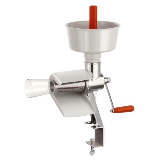 Moulin à jus et coulis de tomates professionnel - 1 grille Ø 1,3 mm - RUPTURE DE STOCK