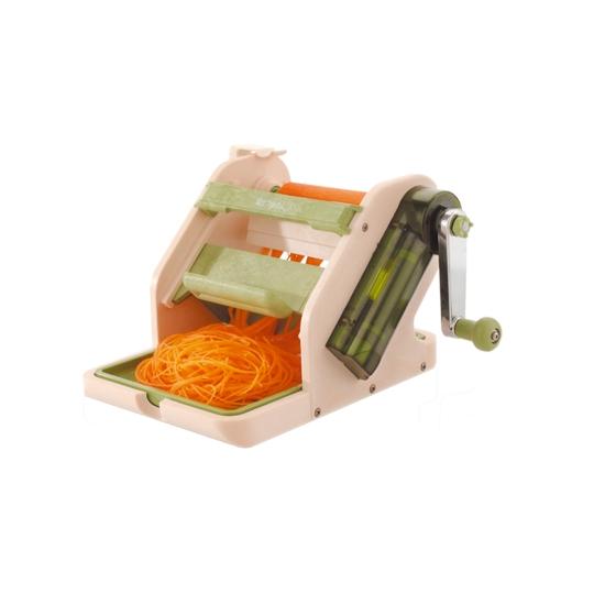 Coupe-légumes japonais - lame réversible (lanière / spaghetti) - 10 cm