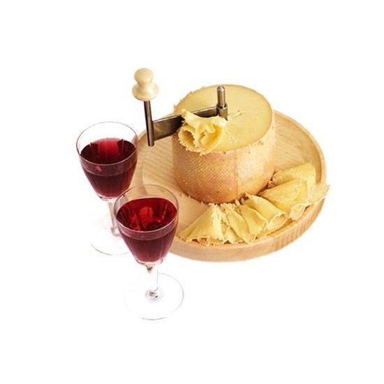 Frisette pour fromage tête de moine et chocolat