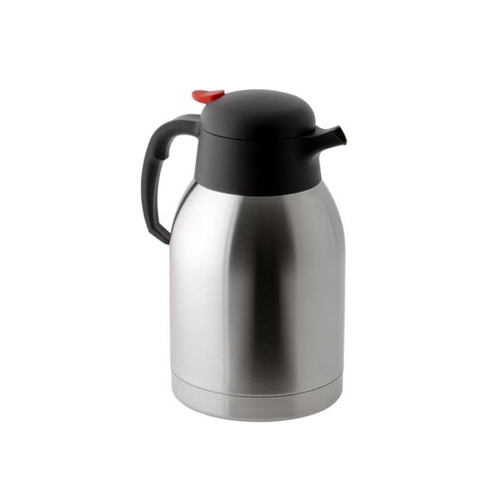 Pichet isotherme inox 2 litres
