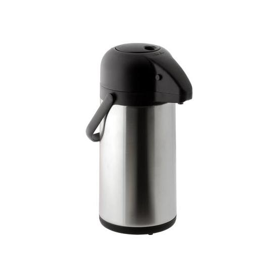 Pichet isotherme inox à pompe 1,9 litre