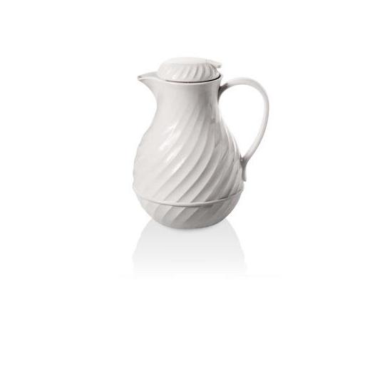 Pichet isotherme blanc 1,2 litre