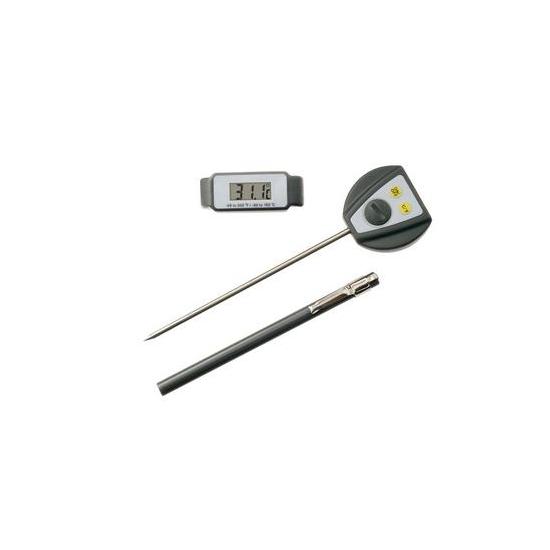 Mini-thermomètre sonde digital électronique