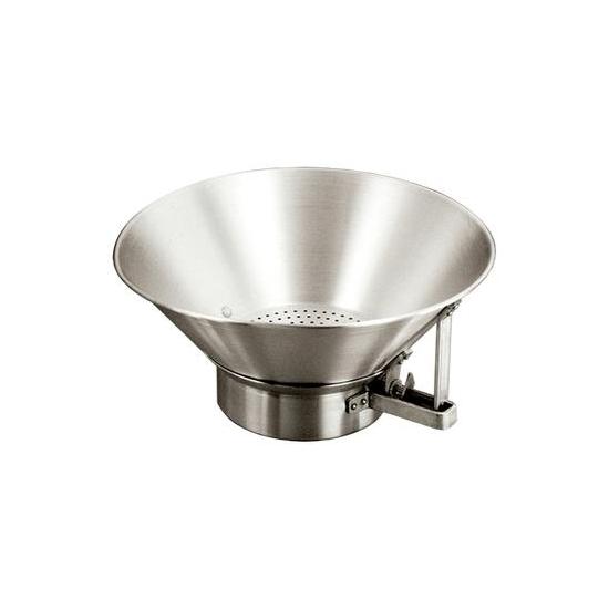 Egouttoir à friture - en aluminium Ø 39 cm