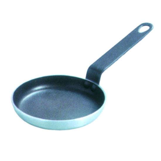Poêle à blinis aluminium anti-adhésive
