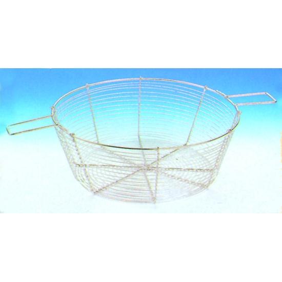 Panier fil étamé pour bassine à friture
