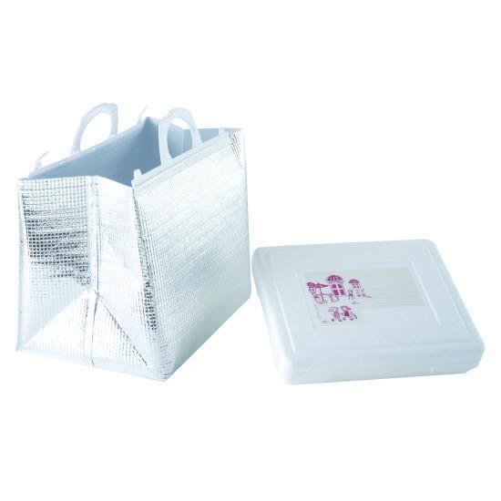 "Sac isotherme ""Cool bag"" - 10 unités"
