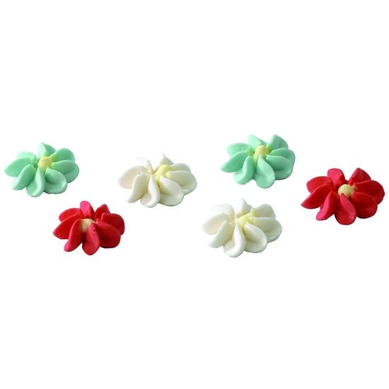 Petites fleurs sucre