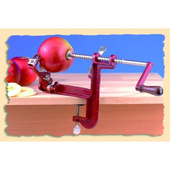 Pèle pomme fixation serre-joint