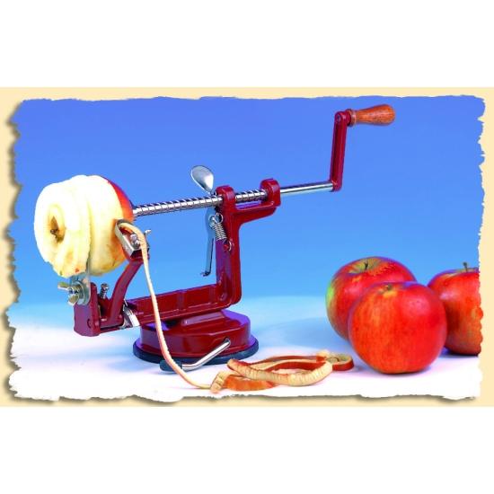 Pèle pomme fixation ventouse