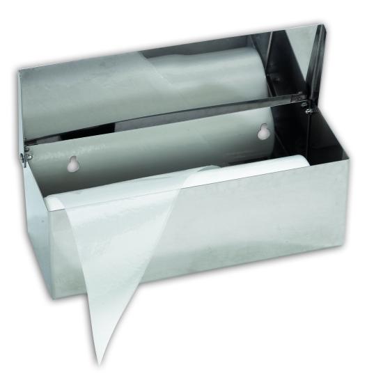 Boite distributrice inox - 30*11*11cm