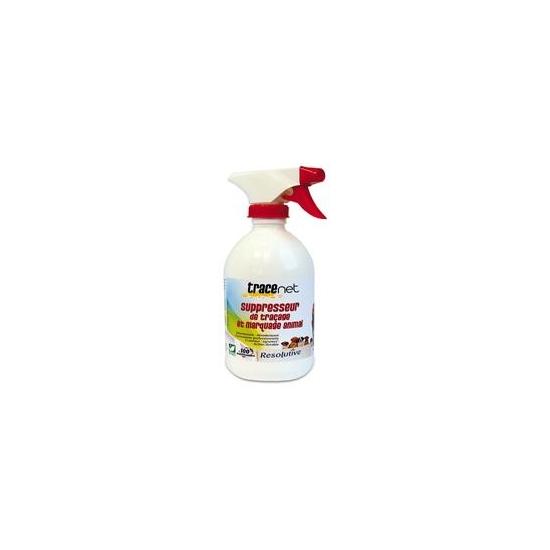 TRACEnet Pro : Désinfectant et désodorisant, 100% biodégradable, Fraîcheur Agrumes.