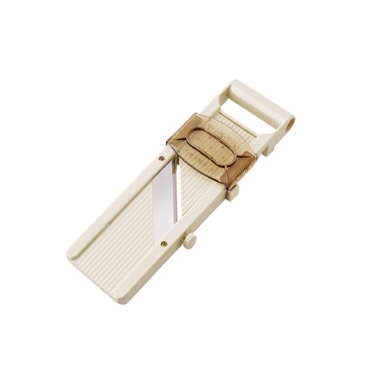 Mandoline japonaise 1er prix - largeur 60 mm - partenaire de TOP CHEF