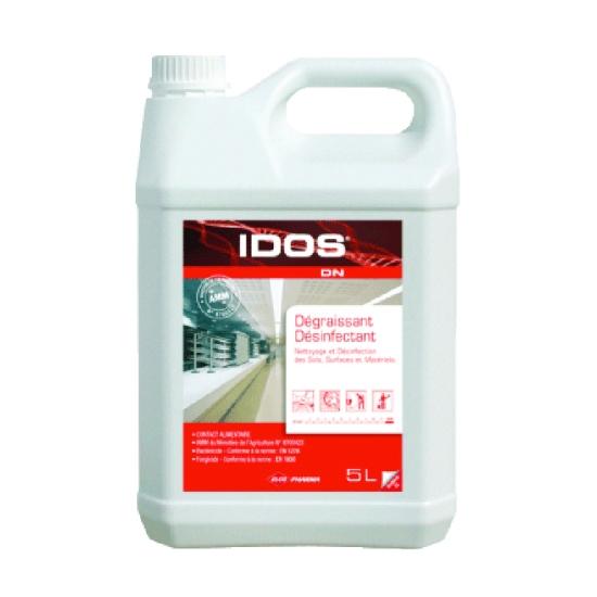 Détergent-désinfectant alimentaire 5 litres