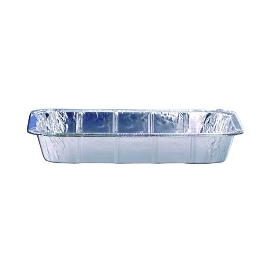 Plats gastro aluminium- 100 unités