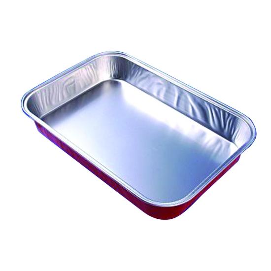 Plat traiteur aluminium-10 unités