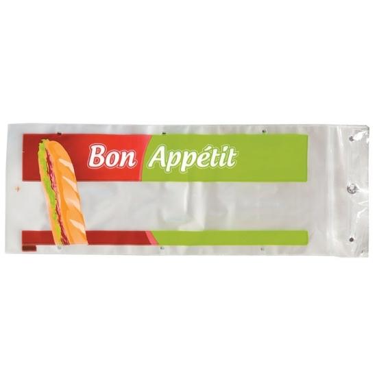 Sac sandwich polypropylene - P/500