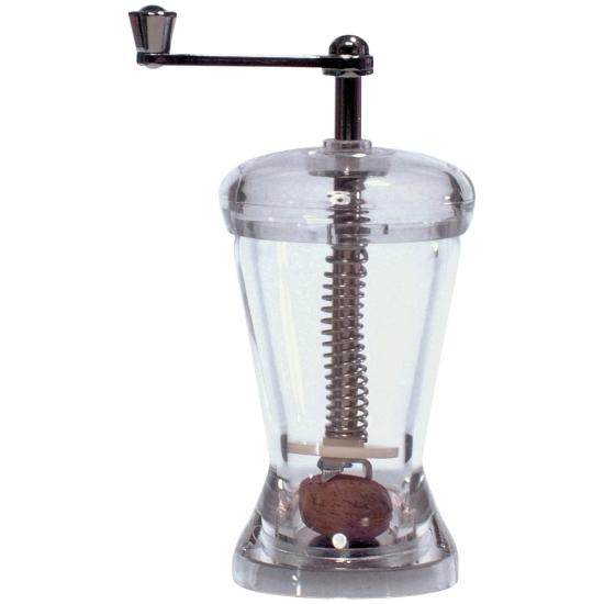 Moulin à noix de muscade Acrylique 120 mm