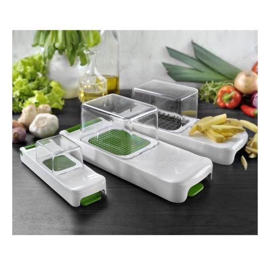 Coupe oignons et légumes Alligator kit complet du chef