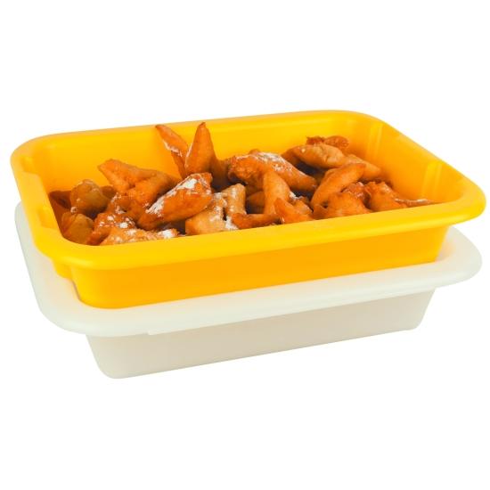 Bac alimentaire 5 L  - 40 x 30 x 8 cm