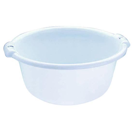 Bac à pâte rond plastique ordinaire 14 L