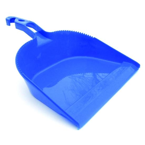 Pelle à poussière plastique