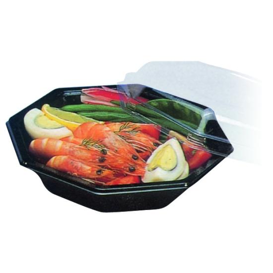 Assiette à salade - sachet de 50 unités