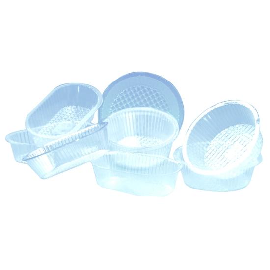 Caissette PVC opaque - 1000 unités