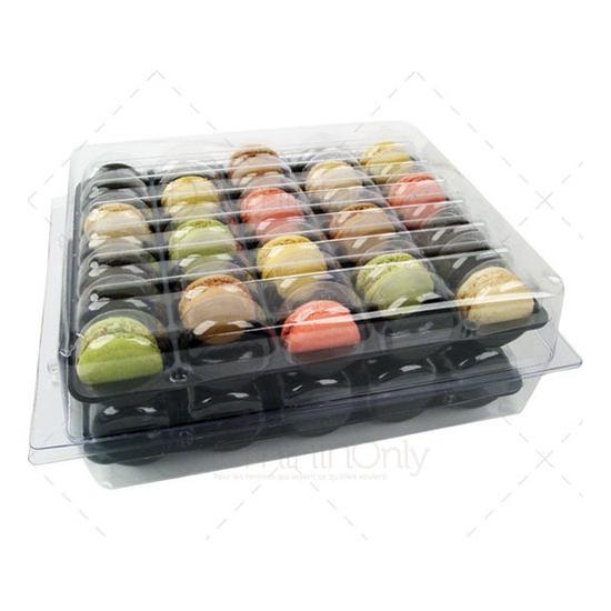 Calage 35 macarons - 25 UNITES