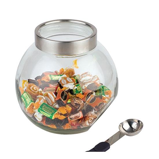Bocal bonbon en verre