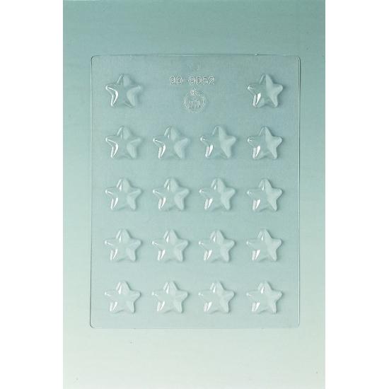 Plaque Noel - 18 étoiles