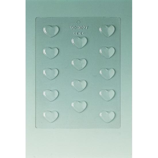 Plaque Pâques PM - 14 coeurs