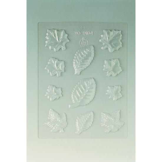 Plaque Divers - 11 feuilles assorties