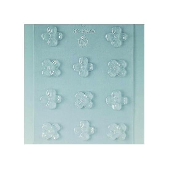 Plaque Divers - 11 fleurs 4
