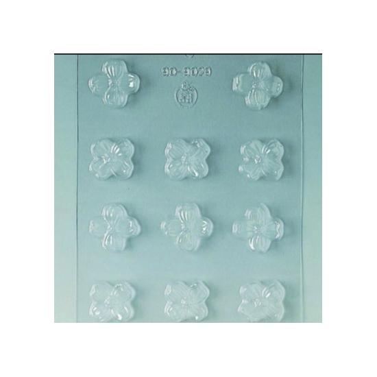Plaque Divers - 11 fleurs 5