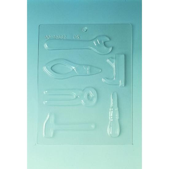 Plaque Divers - 6 outils