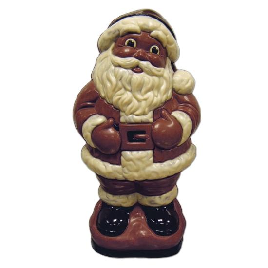 Moule polycarbonate pour chocolat 1 - Père Noël