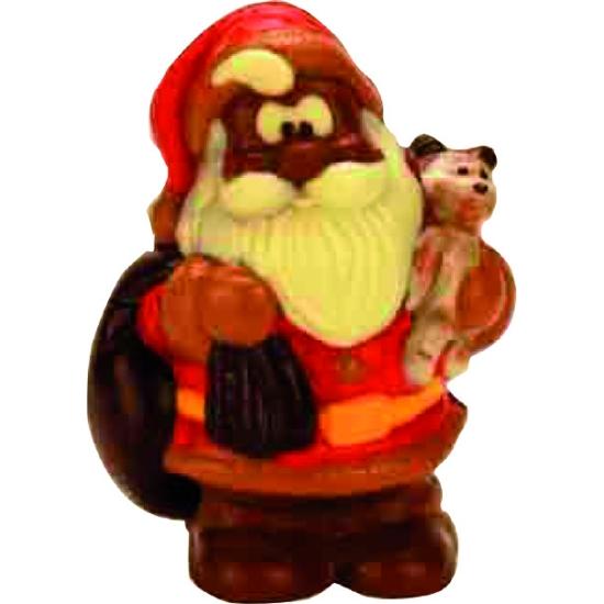 Moule polycarbonate pour chocolat 10 - Père Noël