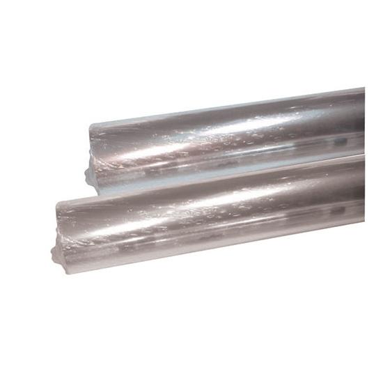 Rouleau de film de polypropylene transparent - 120 m x 80 cm