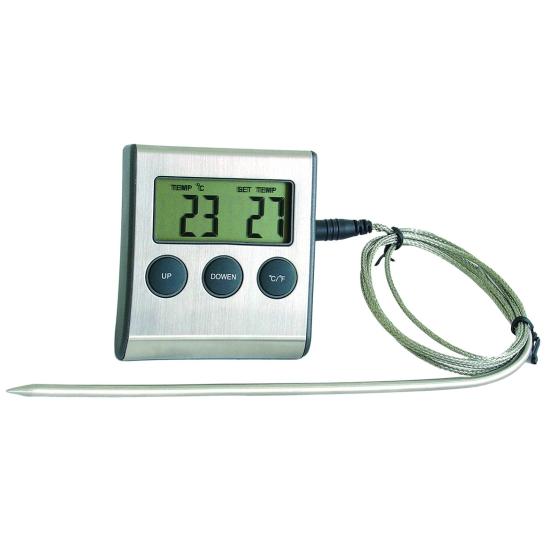 Thermomètre électronique pour four de -50°C à +180°C