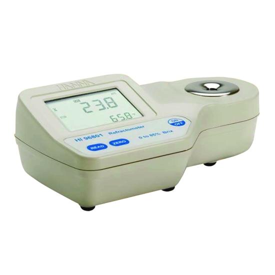 Réfractomètre numérique compact