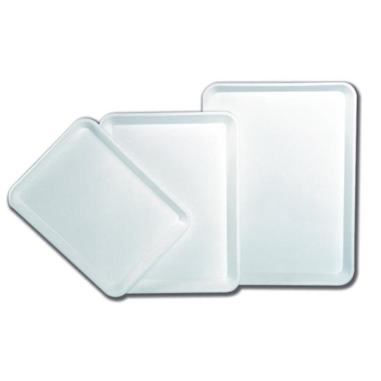 Plateau plat plastique