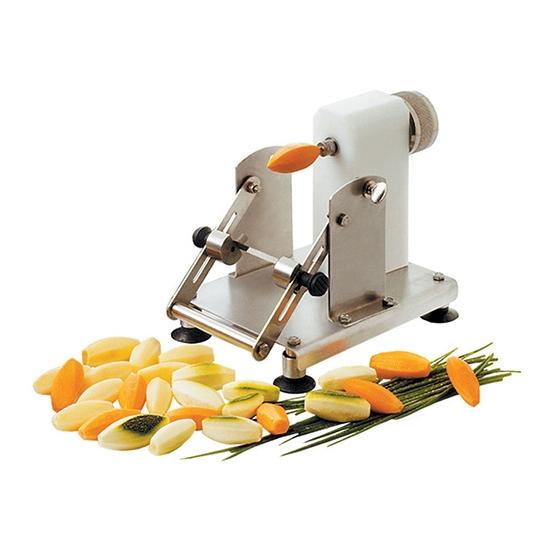 Machine à tourner les légumes inox